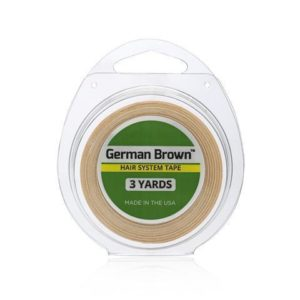 GERMAN BROWN LARGE 2.70 MT