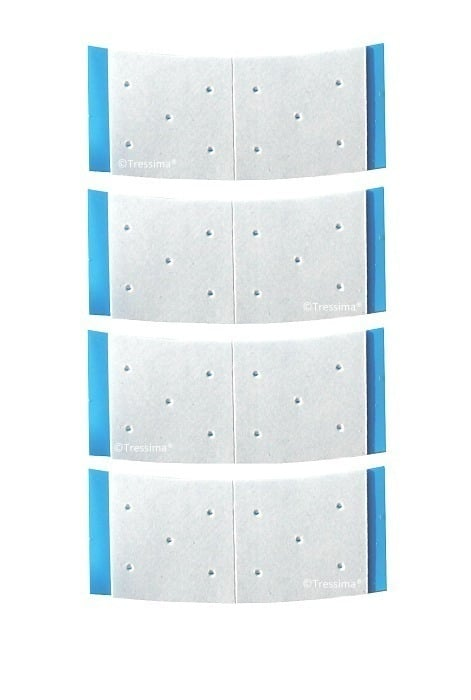 EXTRA TAPE MINI MICROFORATI (CM 4 x 1,8) 36 PEZZI