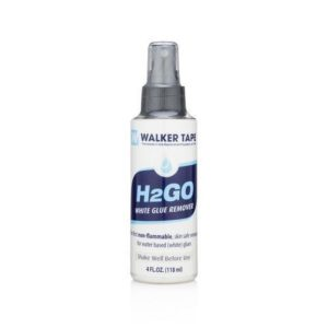H2GO WHITE GLUE REMOVER 118 ML