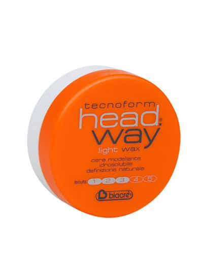 HEAD WAY LIGHT WAX CERA MODELLANTE 125 ML