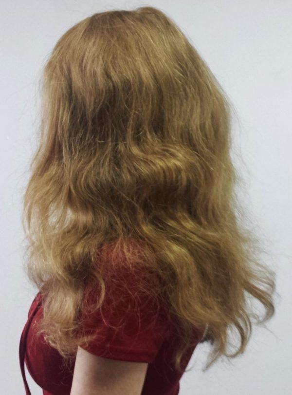 parrucca naturale Art 00856 1400