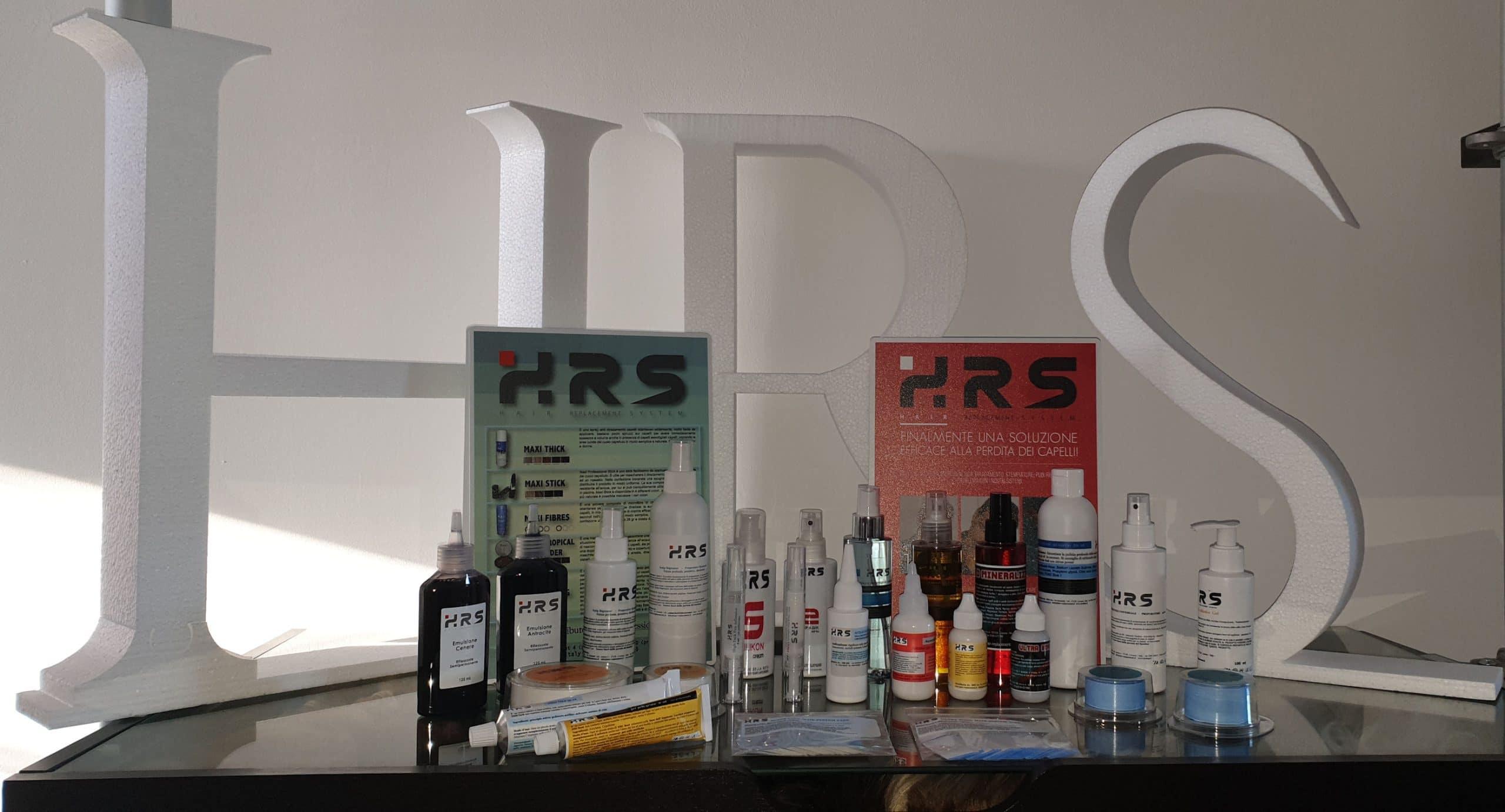 hrs shop prodotti protesi capelli online