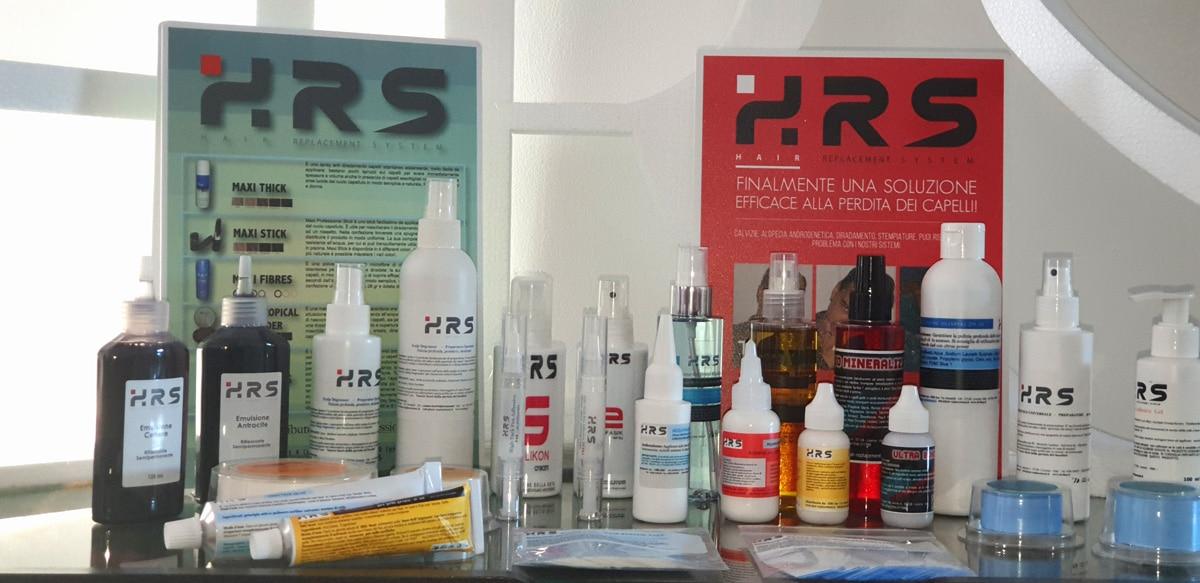 hrs shop prodotti