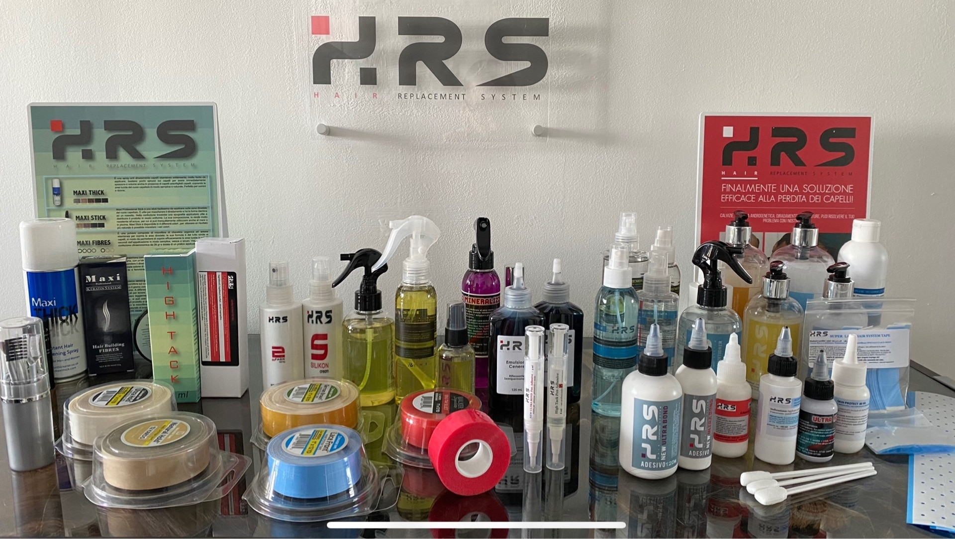 hrs shop ufficiale